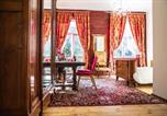 Hôtel Łódź - Łódzki Pałacyk - Pokoje pałacowe-2