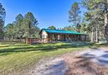Location vacances Keystone - Private Black Hills Home with Corral Horses Welcome-3