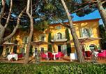 Hôtel 5 étoiles Eze - Le Mas Candille-4