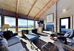 Location vacances Point Reyes Station - Fairview Grande - Private Bay-View Hot Tub & Sauna home-2