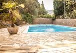 Camping avec WIFI Corse du Sud - Camping Olva -1