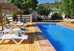 Location vacances Moraleda de Zafayona - Villa with 6 bedrooms in Montefrio with wonderful mountain view private pool furnished terrace-2