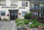 Hôtel Ilfracombe - Avoncourt Lodge-1