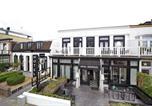 Hôtel Zandvoort - Hotel Zeespiegel-2