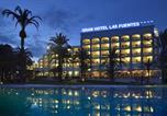 Hôtel Peñíscola - Gran Hotel Las Fuentes de Fantasía Hoteles-2