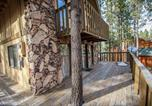 Location vacances Big Bear City - Nestled Within the Trees #1233 Home-3