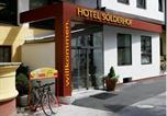 Hôtel Sölden - Hotel Sölderhof-4