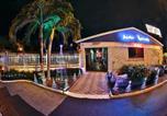 Hôtel Hollywood - Adobe Hacienda Motel-1