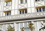 Hôtel Berneval-le-Grand - The Originals Boutique, Hôtel de la Plage, Dieppe (Inter-Hotel)-3