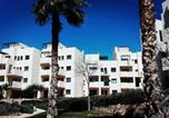 Location vacances Fuente Álamo de Murcia - Gelijkvloers appartement Corvera Golf & Country Club-4