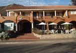 Hôtel Villa General Belgrano - Hotel America-1