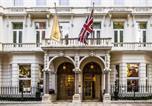 Hôtel Londres - Bentley London-1