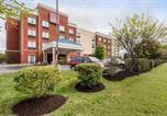 Hôtel Murfreesboro - Comfort Suites Murfreesboro-1