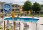 Hôtel 4 étoiles Meursault - Novotel Dijon Route des Grands Crus-1