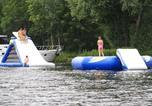 Camping avec Parc aquatique / toboggans Pays-Bas - Camping De Krabbeplaat-2