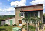 Location vacances Vieille-Brioude - Holiday home Boussac-1
