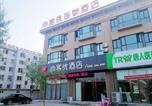 Hôtel Qinhuangdao - Thank Inn Chain Hotel hebei qinhuangdao changli county dongshan garden-1