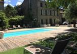 Hôtel Peyriac-Minervois - Le Prieure Saint Louis-1
