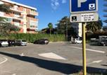 Location vacances Saint-Raphaël - St Raphael Centre-Ville Studio situé 10mn à pied de la Mer.-2