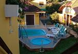 Location vacances Bombinhas - Pousada Jardim Porto Belo-4