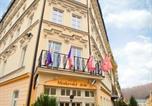 Hôtel Karlovy Vary - Lázeňský hotel Moskevský dvůr-2