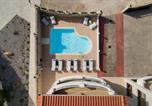 Location vacances Αρκάδι - Zen Luxury Home, Family Sea Escape!-4