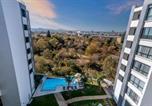 Location vacances Pretoria - Unit 718 at The Regency Hotel-1