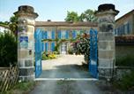 Hôtel Niort - Le Logis de Faugerit-1