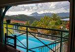 Location vacances  Martinique - Les marches de Paulina-1