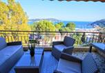 Location vacances Villefranche-sur-Mer - Villefranche center Bay & Port Sea view front-2