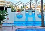 Hôtel Benalmádena - Select Benal Beach-4