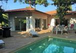 Location vacances Arcachon - Maison familiale-4