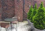 Location vacances Boston - Luxury Beacon Hill 1 Bedroom Apartment with Deck in Boston-4