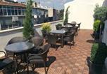 Hôtel Mollafenari - Comfort Elite Hotels Sultanahmet-1