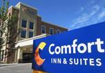 Hôtel Boise - Comfort Inn & Suites Boise Airport-1