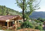 Location vacances Néoules - Two-Bedroom Holiday Home in Solies-Toucas-1