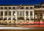 Hôtel Tytsjerksteradiel - Post-Plaza Hotel & Grand Café-4