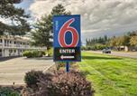 Hôtel Everett - Motel 6 Everett North-2