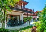 Villages vacances Samui - Beachfront Resort Villa Baan Lotus 4br-1