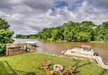 Location vacances Sparta - Private Waterfront Mississippi River Home!-1