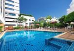 Hôtel Khlong Tan Nuea - Grand President Bangkok-1