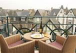 Hôtel 4 étoiles Donville-les-Bains - Best Western Alexandra-2