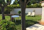 Location vacances Le Muy - Holiday home Chemin de Bellevue-2