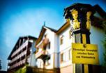 Hôtel 4 étoiles Freudenstadt - Holzschuh Schwarzwaldhotel-3