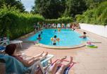 Camping avec WIFI Saint-Pée-sur-Nivelle - Camping les Chalets de Pierretoun-2