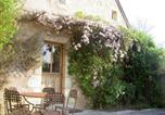 Location vacances Ceton - House with 4 bedrooms in Coudray au Perche with enclosed garden and Wifi 180 km from the beach-1