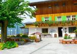 Hôtel Province autonome de Bolzano - Garni Apartments Ortlerblick-1