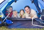 Camping avec Piscine couverte / chauffée Morbihan - Camping Le Kernest-2