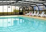 Hôtel Crozon - Vacancéole - Résidence Les Terrasses de Pentrez-Plage