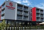 Hôtel Mielno - Family Resort Sarbinowo-2